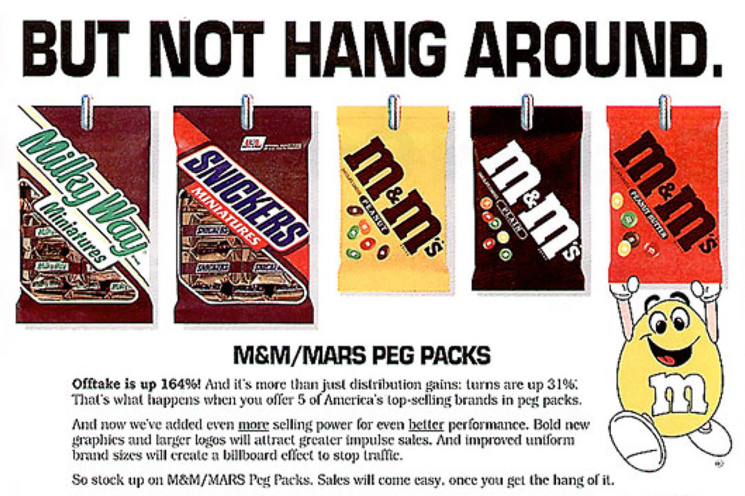 M&M Trade Advertisement