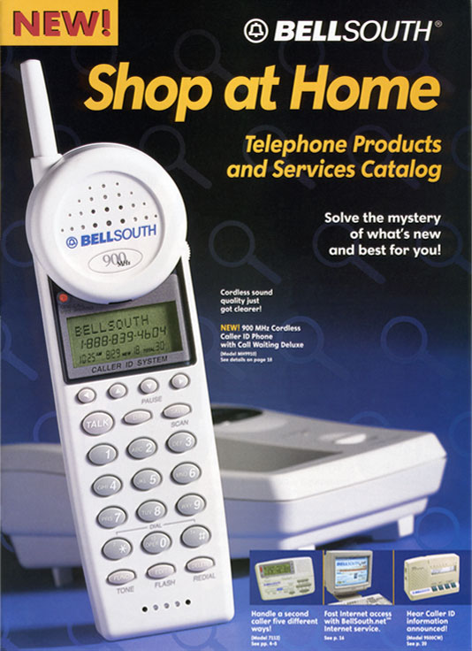 BellSouth Catalog 1
