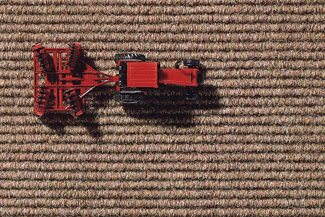 veelok carpeting print ad