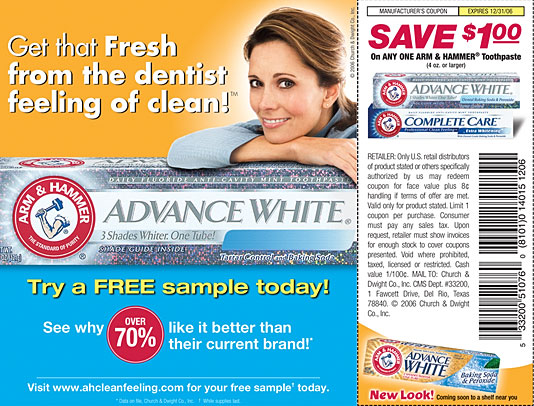 Advance White FSI