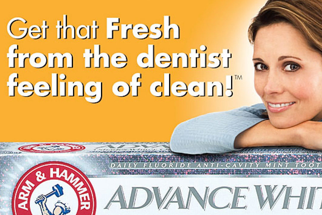 Arm and Hammer Toothpaste FSI
