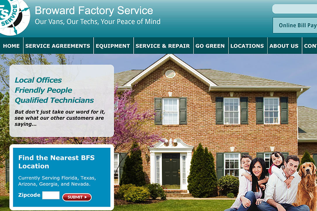 Froward Factory Service