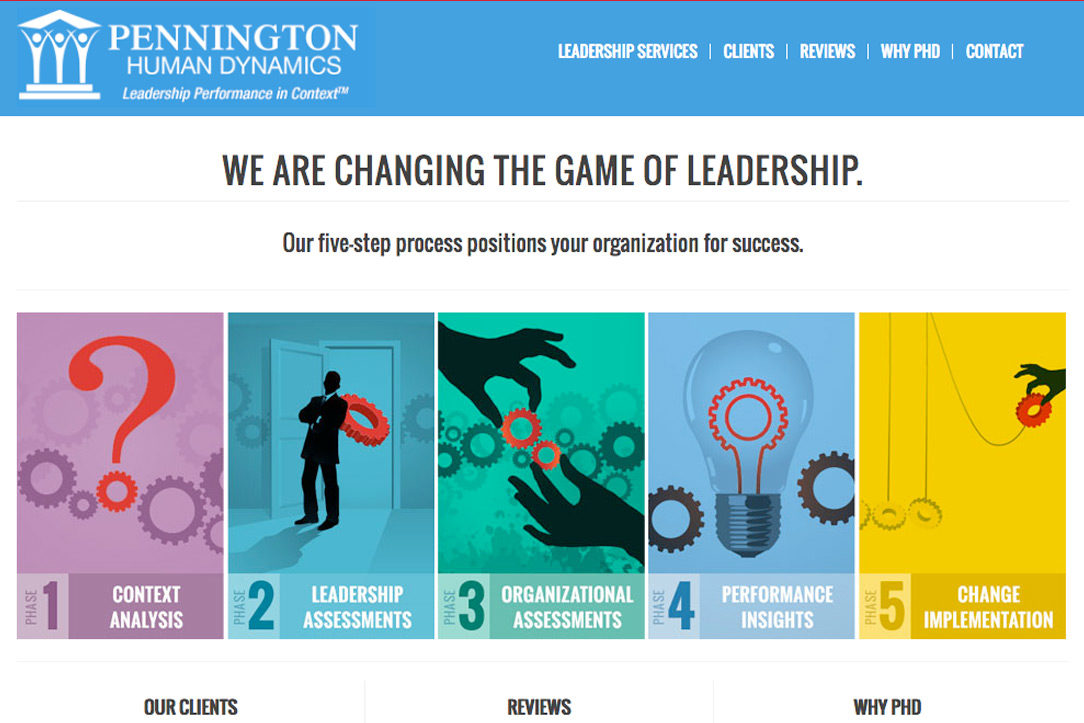 pennington human dynamics web site